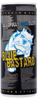 Blue Bastard Energy Drink (24 x 0,25 Liter blik NL)