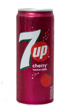 7-Up Cherry (24 x 0,33 Liter Dosen FR)