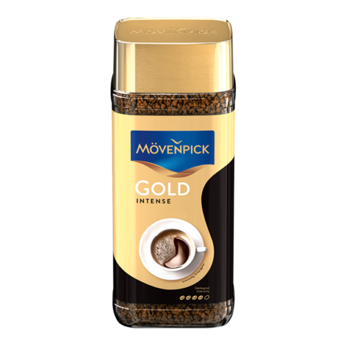 Mövenpick Gold Intense Oploskoffie 200g