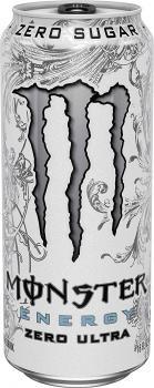 Monster Energy Zero Ultra USA (12 x 0,473 Liter Dosen)