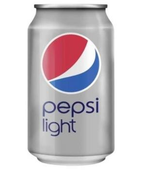 Pepsi Light (24 x 0,33 Liter cans DE)