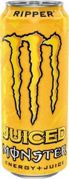 Monster Energy Ripper Juiced (12 x 0,5 Liter cans HU)