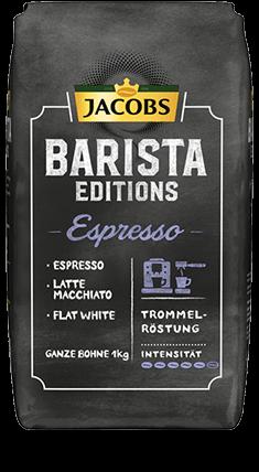 Jacobs Barista Editions Espresso 1kg