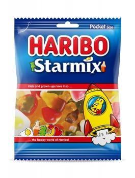 Haribo Starmix (28 x 75 Gr. zakje NL)
