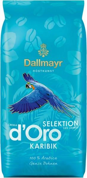 Dallmayr Crema d'Oro Karibik 1kg