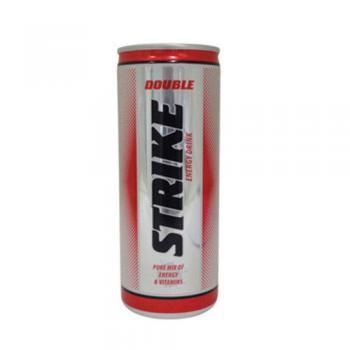 Double Strike Energy Drink (24 x 0,25 Liter Dosen NL)