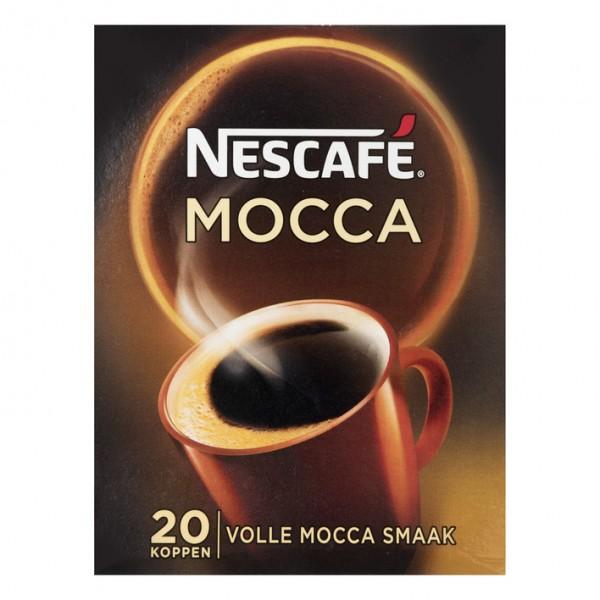 Nescafé Mocca x 6 ( 20 x 3,5g )