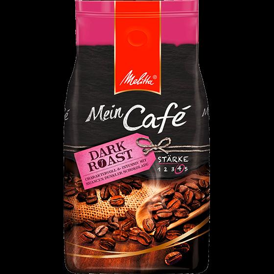 Melitta Mein Café Dark Roast 1kg