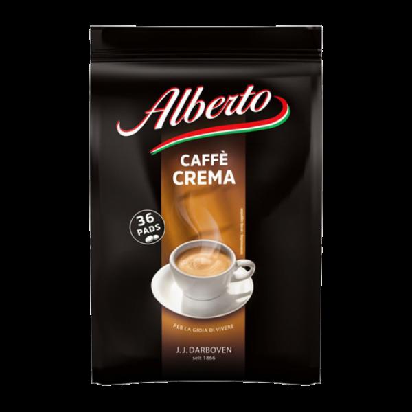 Alberto Caffè Crema 36 Pads