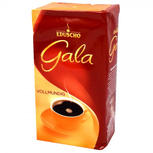 Eduscho Gala Vollmundig Gemalen 500g