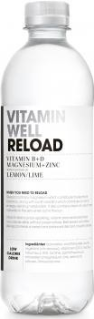 Vitamin Well Reload (STG 12 x 0,5 Liter PET-fles NL)