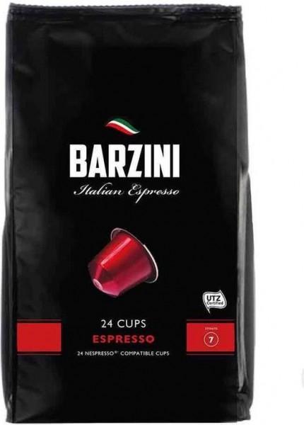 Barzini Nespresso Cup Espresso 22st