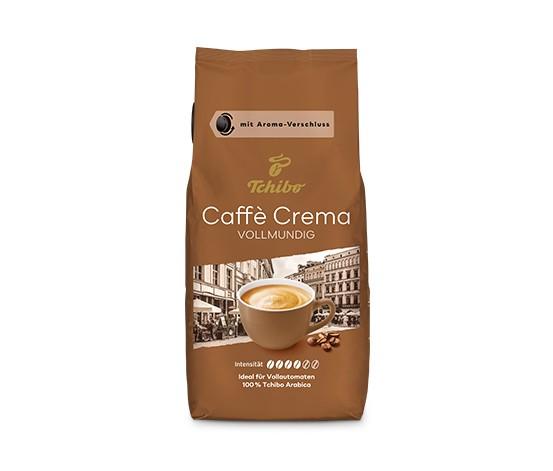 Tchibo Caffè Crema Vollmundig 1kg