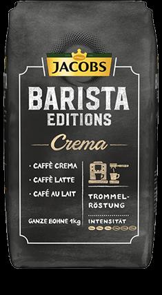 Jacobs Barista Editions Crema 1kg