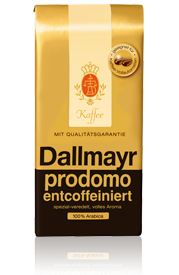 Dallmayr Prodomo Cafeïnevrij Bonen 500g