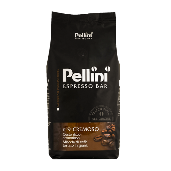 Pellini No9 Cremoso Espresso 1kg