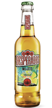 Desperados Mojito (24 x 0,33 Liter bottles) 5,9% Alcohol