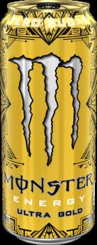 Monster Energy Ultra Gold (1 x 0,473 Liter Blik)