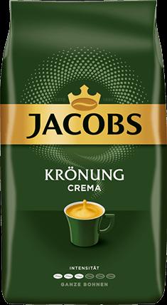 Jacobs Krönung Crema Bohnen 1kg